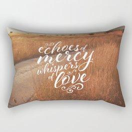 BLESSED ASSURANCE Rectangular Pillow