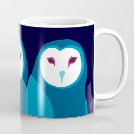 Fancy Owl Coffee Mug