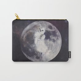 There Are Kitties On The Moon, Houston Carry-All Pouch