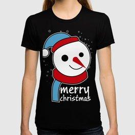 merry christmas vector desiagn T-shirt