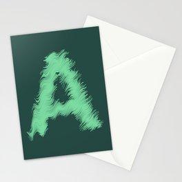 Wavey A Stationery Cards