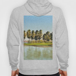 Sawgrass TPC Golf Course 17th Hole Hoody