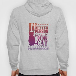 Cat Person Hoody