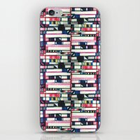 skyline iPhone & iPod Skins featuring SKYLINE by Ruth Hagen