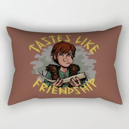 Tastes Like Friendship! Rectangular Pillow