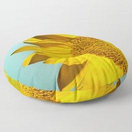 sunflowers Floor Pillow