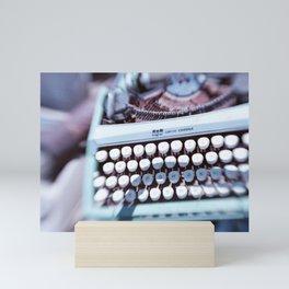 Writer's Inspiration  Mini Art Print