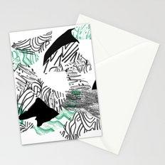 nothing nothing Stationery Cards
