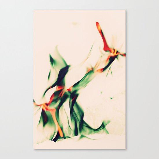 Close the Distance Canvas Print