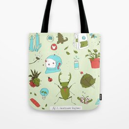 IWA CHAN Tote Bag