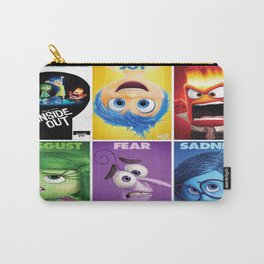 animation,disney,cartoon,inside out,movie & tv,3D Carry-All Pouch