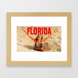 FLO RIDA Framed Art Print