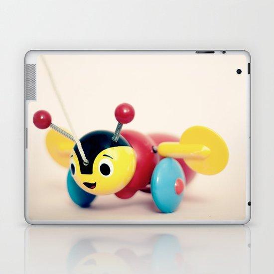 Buzzy Bee Laptop & iPad Skin