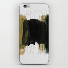 minimalism 3 iPhone Skin