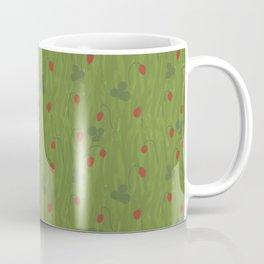 Wild Strawberry Fields Coffee Mug