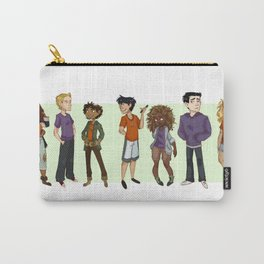 Heroes of the prophecy Carry-All Pouch