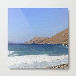 Crete, Greece 7 Metal Print
