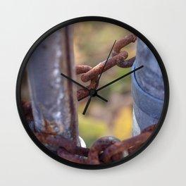 2019-11-06 -Chain Wall Clock