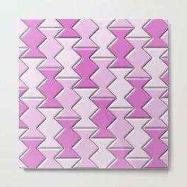 Geometrix XII Metal Print