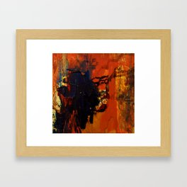 Mesmeric Framed Art Print