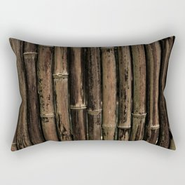 Bamboo Blind Rectangular Pillow