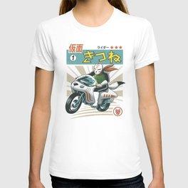 Kitsune Kamen Rider T-shirt
