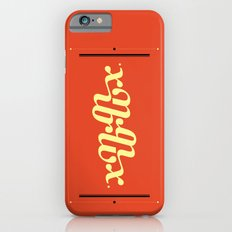 Type Foundry - Georgia Bold Italic Slim Case iPhone 6s