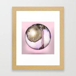Helsinki Ball Framed Art Print