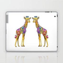Geraldine the Genuinely Nice Giraffe Laptop & iPad Skin