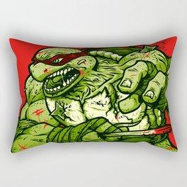 Raph's Last Stand Rectangular Pillow