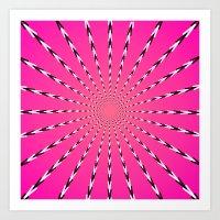 artpop Art Prints featuring ARTPOP by Jo Veronne