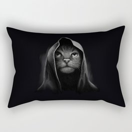 Cat portrait Rectangular Pillow