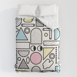 Shapes for Dayz Comforters