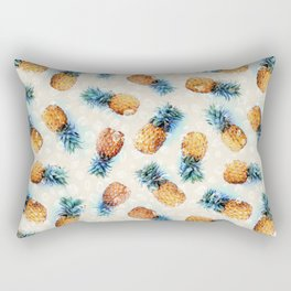 Pineapples + Crystals  Rectangular Pillow