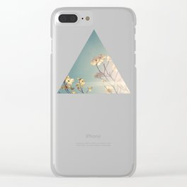White Light Clear iPhone Case