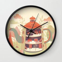 Dream Home Wall Clock