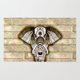 Elephant Stone Rug