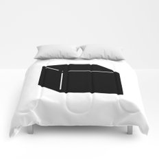 Shapes Cube Comforters