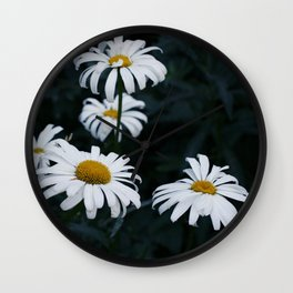 Love in the fields of Canada Wall Clock