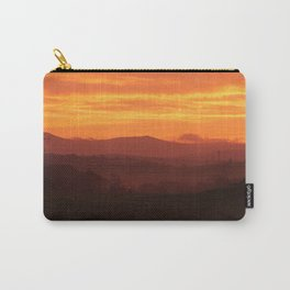 Lakes Sunrise Carry-All Pouch