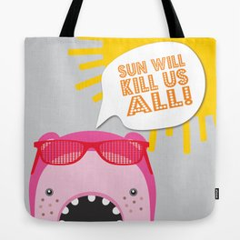 FOUR SEASONS CHARACTERS - Summer type Tote Bag