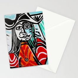 MUSKEREET  2 Stationery Cards