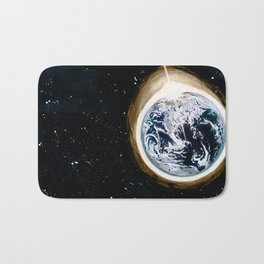 Life on the event horizon 1 Bath Mat