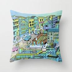 TinaTown Throw Pillow
