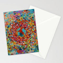 Kaleidescope Stationery Cards