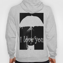 black n white Hoody