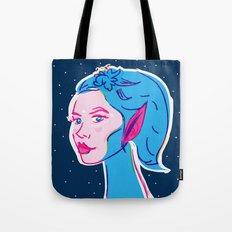 Pixie in the Sky of Diamonds Tote Bag