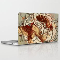 Honey & Sorrow (grey) Laptop & iPad Skin