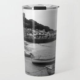 St Michael's Mount. Travel Mug