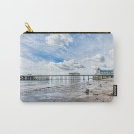 Penarth Pier Morning Light 2 Carry-All Pouch
